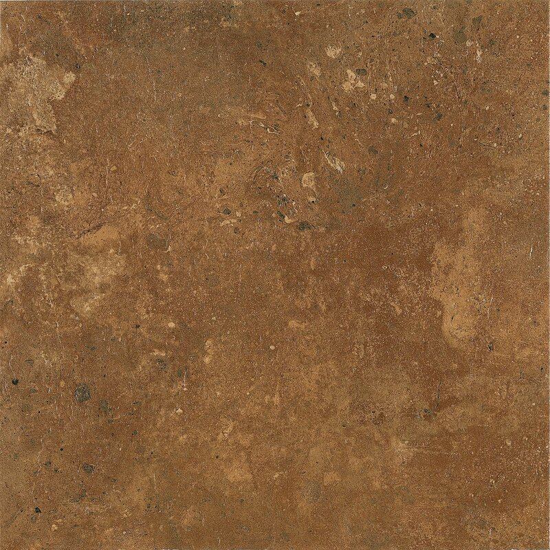 "Alterna Aztec Trail 16"" x 16"" Engineered Stone Field Tile"