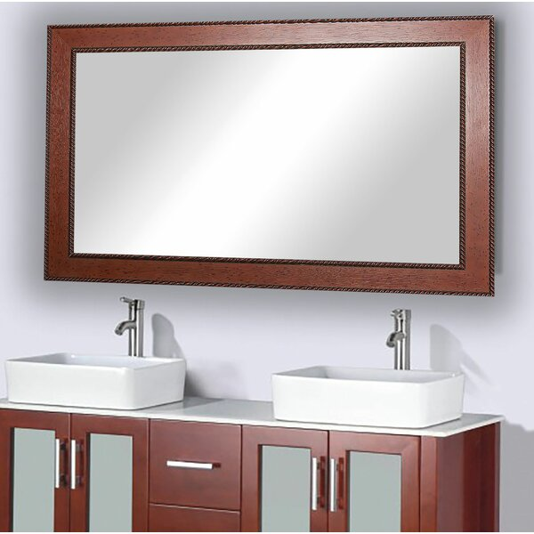 Castaneda Rope Bathroom/Vanity Mirror by Longshore Tides