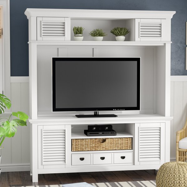 Silver Springs Entertainment Center by Beachcrest Home