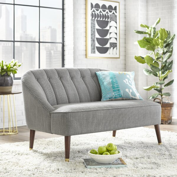 Caistor Loveseat by Wrought Studio