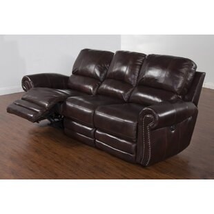 Ferrell Dual Reclining Sofa Red Barrel Studio