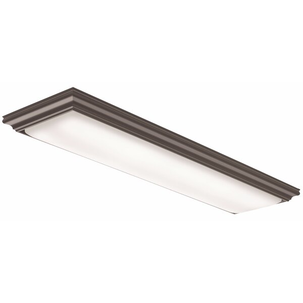 Vanderlyn LED Flush Mount by Lithonia Lighting