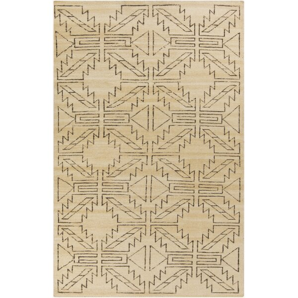 Mcmillan Beige Area Rug by Bungalow Rose