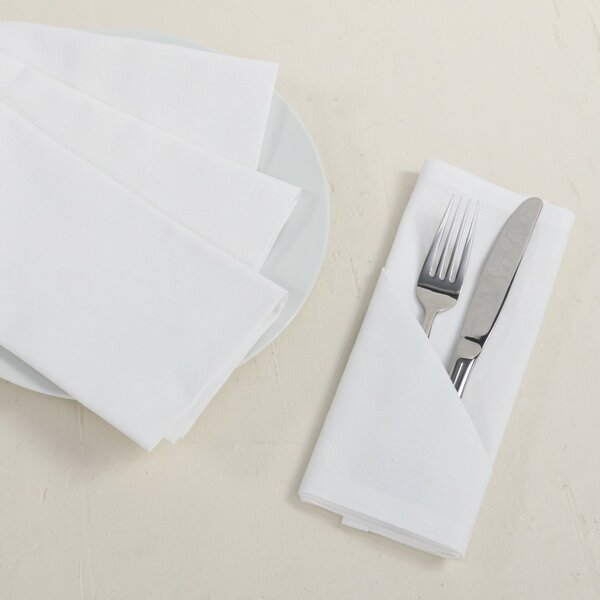 Cotton Napkin (Set of 4) by Linen Tablecloth