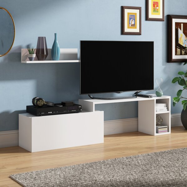 Byrge Entertainment Center For TVs Up To 70