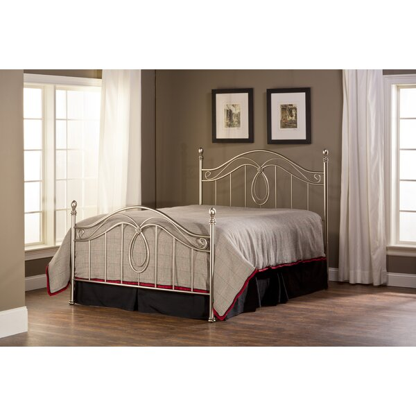 Len Standard Bed by House of Hampton
