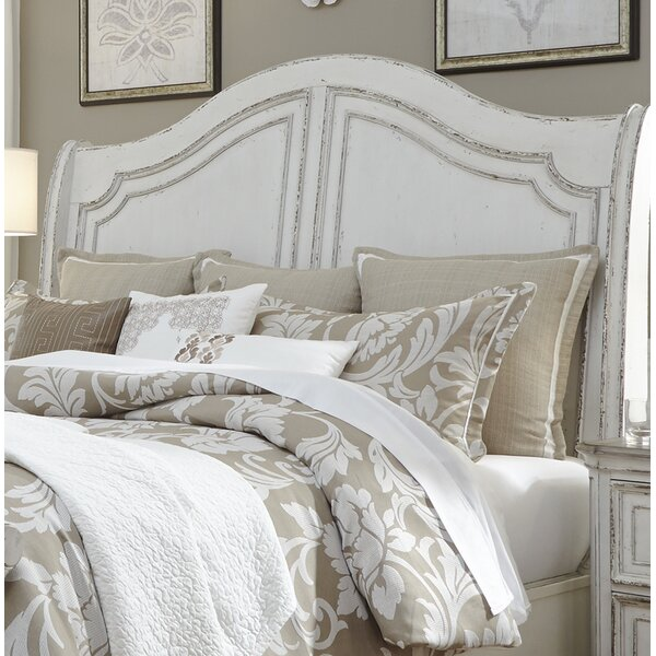 Treport Sleigh Headboard by One Allium Way