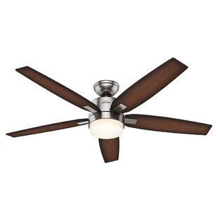 54 Windemere 5-Blade Ceiling Fan with Remote By Hunter Fan
