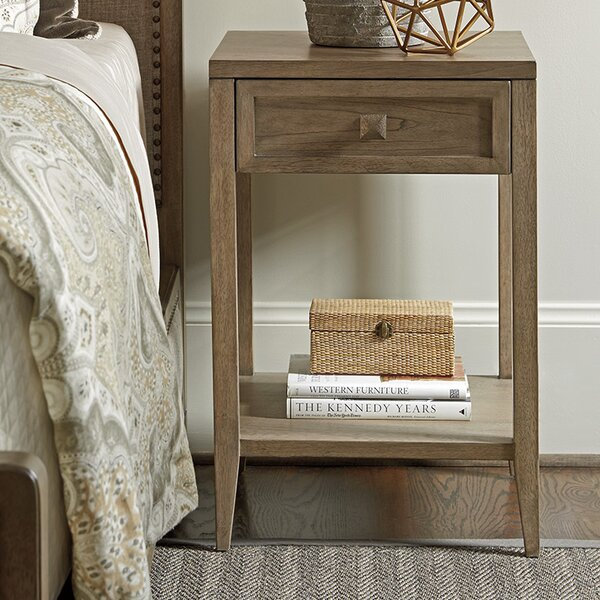 Cypress Point 1 Drawer Nightstand by Tommy Bahama Home