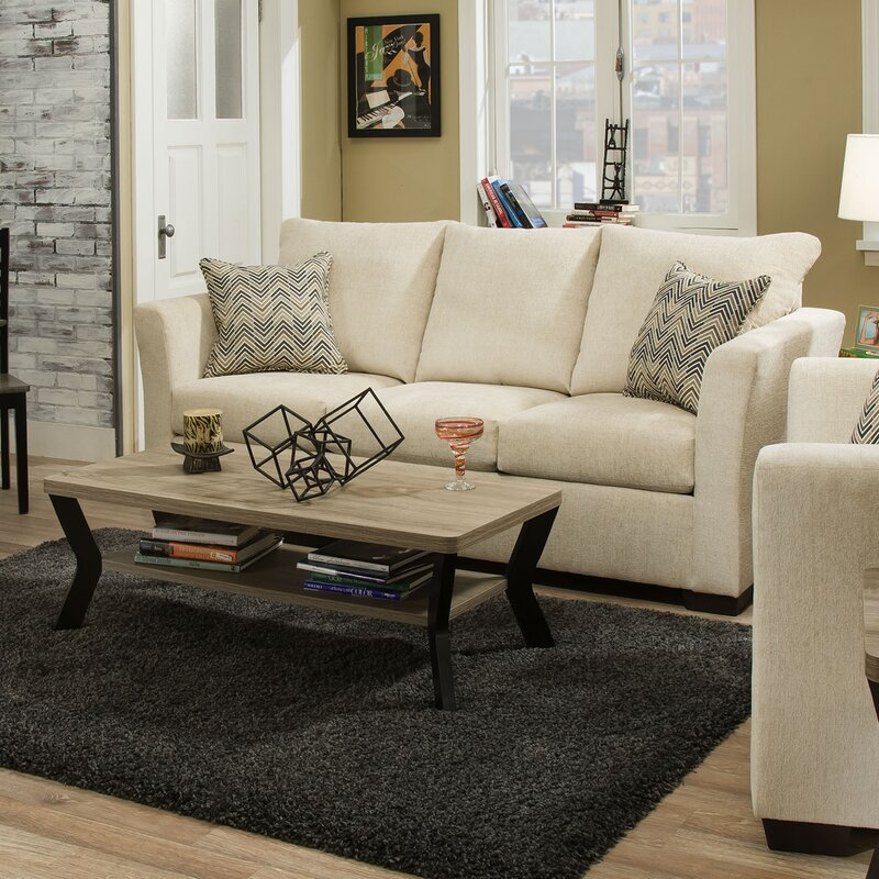 Now 33 Off Du Bois Modern Sofa By Simmons Upholstery