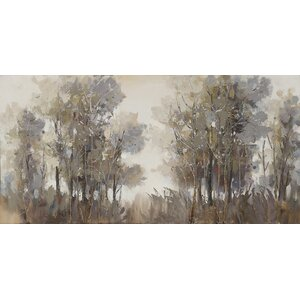 Into the Woods Painting Print on Canvas by Darby Home Co