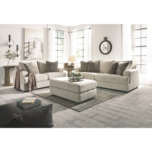 North Andover 3 Piece Configurable Living Room Set by Greyleigh™