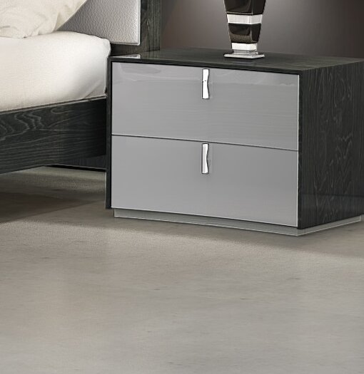 Trahan 2 Drawer Nightstand by Orren Ellis