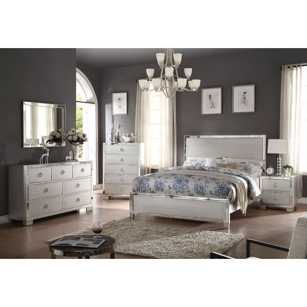 #2 Isai Standard Configurable Bedroom Set By Rosdorf Park Today Sale Only