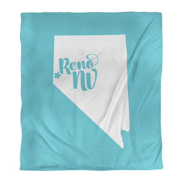 Reno Nevada Duvet Cover