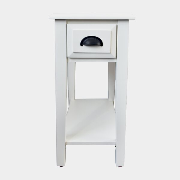 Diogo End Table With Storage By Darby Home Co