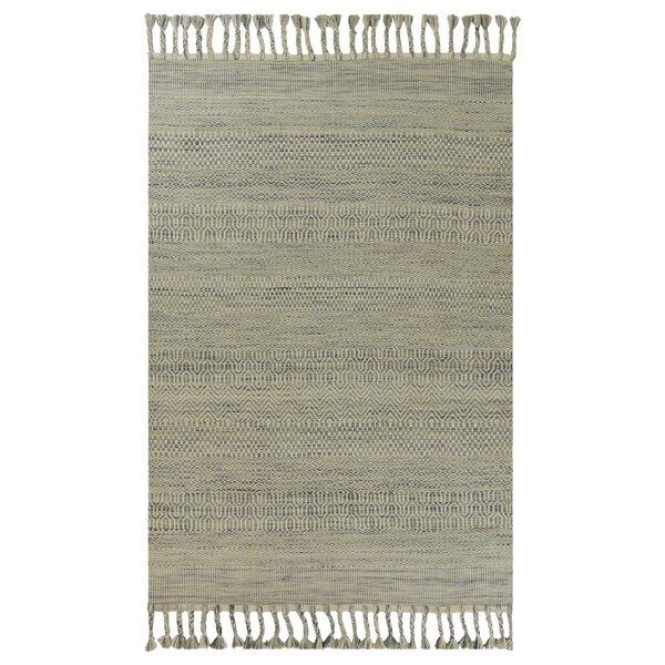 Homespun Sedona Hand-Woven Oatmeal Area Rug by Libby Langdon