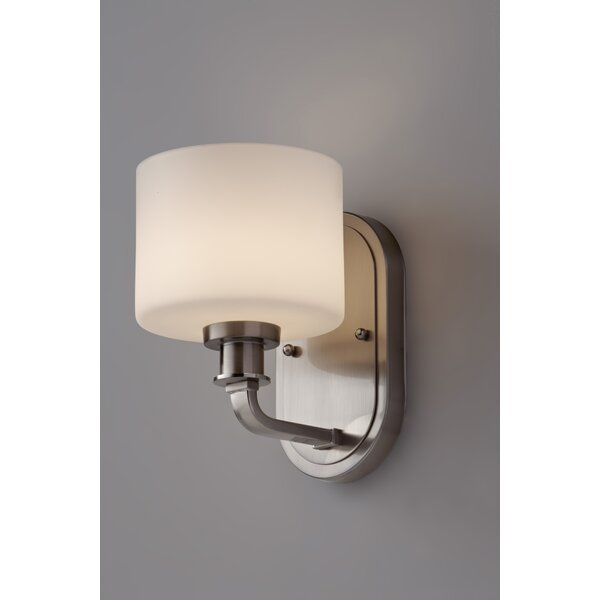 Wyncote 1-Light Bath Sconce by Wrought Studio