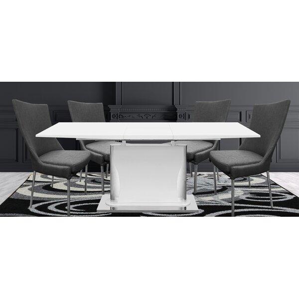Desmond 5 Piece Extendable Dining Set by Orren Ellis Orren Ellis