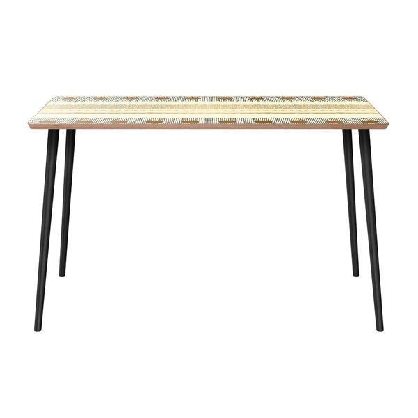 Hollen Dining Table by Bungalow Rose