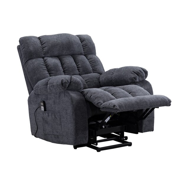 Annnora Power Recliner with Massage W003511462