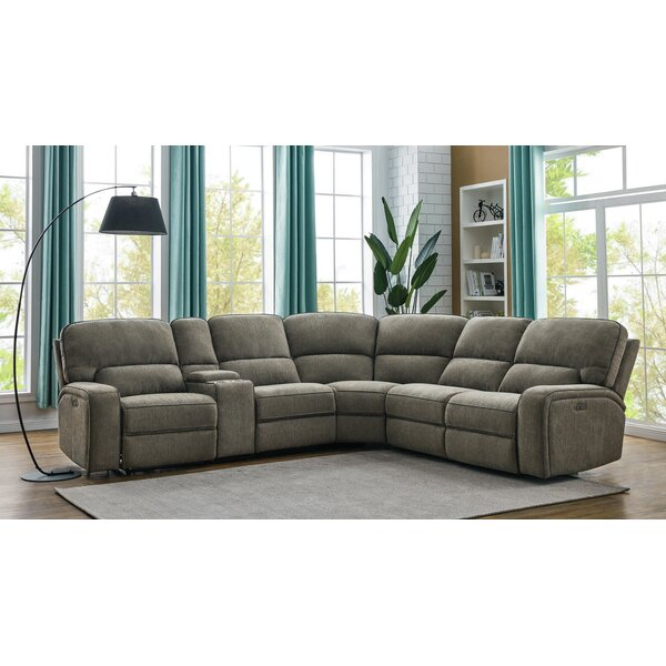 Linares Reversible Reclining Sectional By Red Barrel Studio