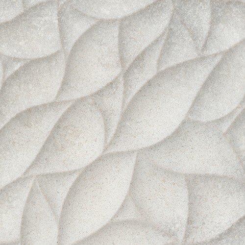 Quarz Strata 12 x 36 Ceramic Tile in Arena by Madrid Ceramics