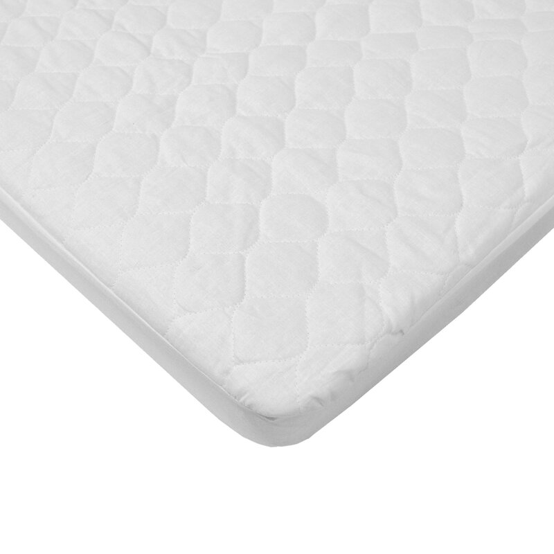 quilted mattress pad. Waterproof Quilted Cradle Mattress Pad Cover C