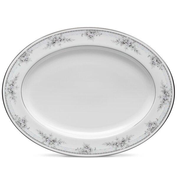 Sweet Leilani Oval Platter by Noritake