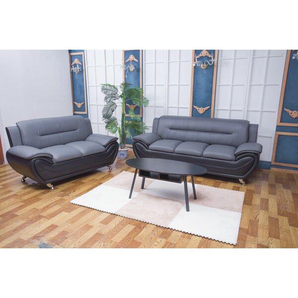 Corder 2 Piece Living Room Set by Ebern Designs