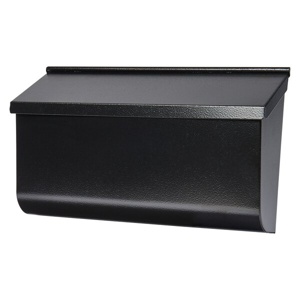 Woodlands 17 in x 10 in Steel Wall Mounted Mailbox by Gibraltar Mailboxes