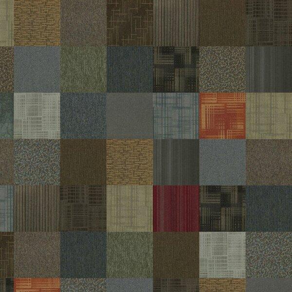 Kaleidoscope 24 X 24 Carpet Tile In Assorted By 4urfloor.