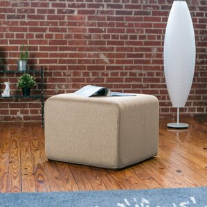 Ikard End Table Ottoman