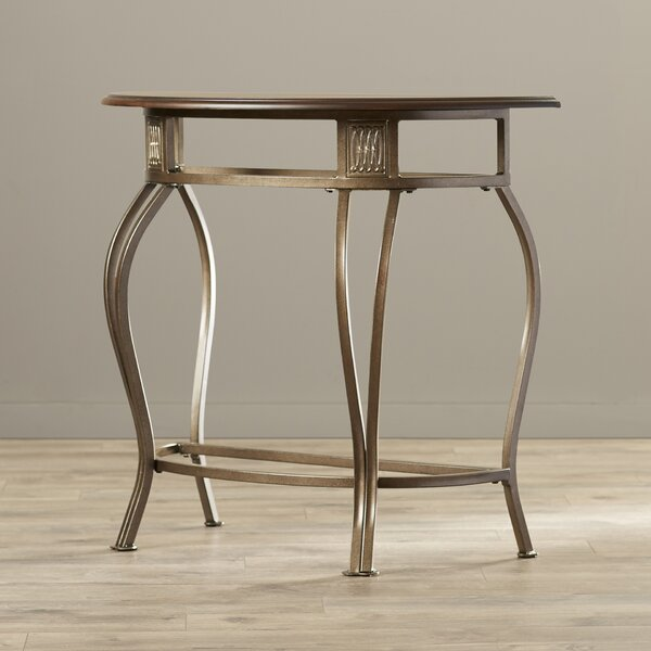Keels Console Table by Astoria Grand