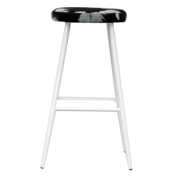 Pleasing Cow Print Bar Stools Wayfair Dailytribune Chair Design For Home Dailytribuneorg