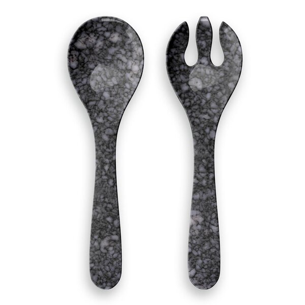 Allium 2 Piece Serving Fork by Mint Pantry