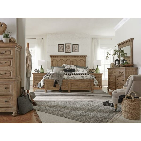 LaSalle Panel Configurable Bedroom Set by One Allium Way