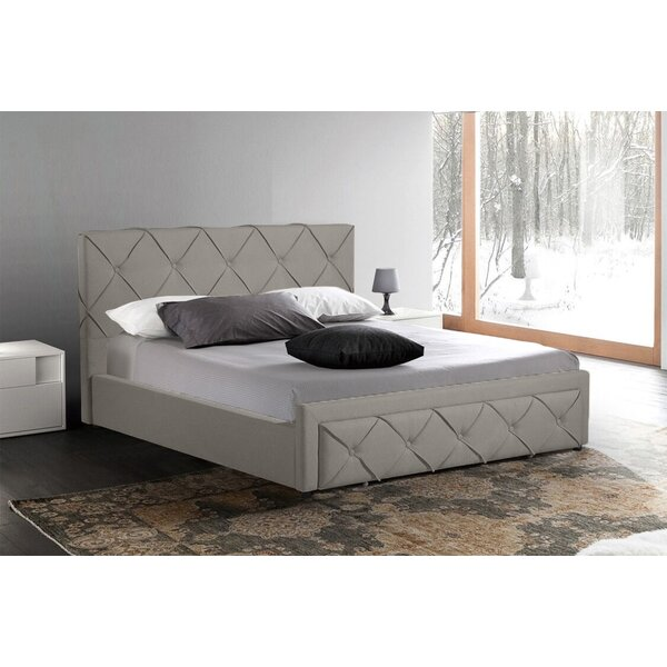 Niantic Upholstered Storage Platform Bed by Rosdorf Park