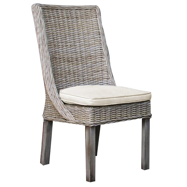 Exuma Upholstered Dining Chair by Panama Jack Sunroom
