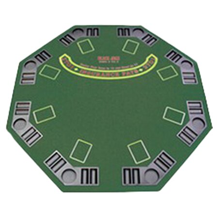 Casino table top gambling screening tool