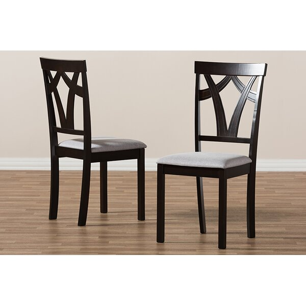 Eves Sand Dining Chair (Set of 2) by Charlton Home