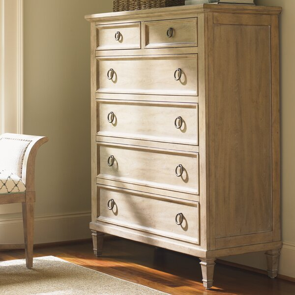 Monterey Sands Cabrillo 6 Drawer Chest by Lexington