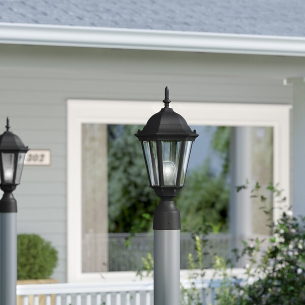 Weisberg Outdoor 1-Light Lantern Head by Charlton Home