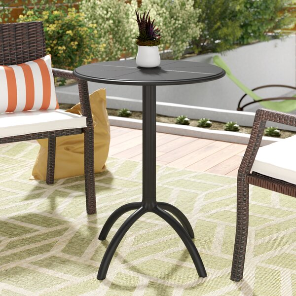 Seitz Bistro Table by Latitude Run