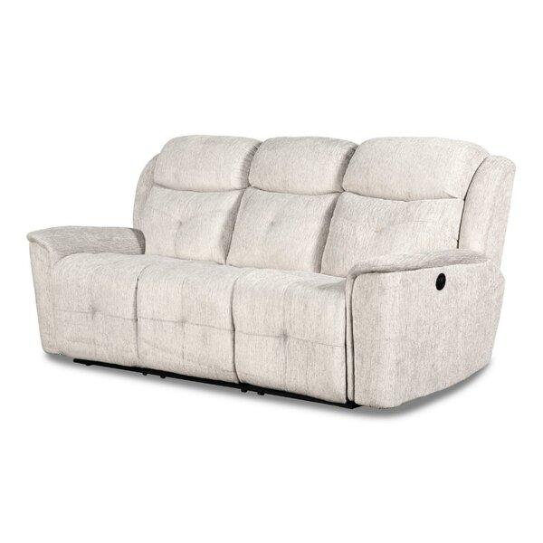 Anisul Reclining 82'' Pillow Top Arm Sofa by Latitude Run Latitude Run