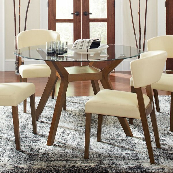 Sara 5 Piece Dining Set by Infini Furnishings Infini Furnishings