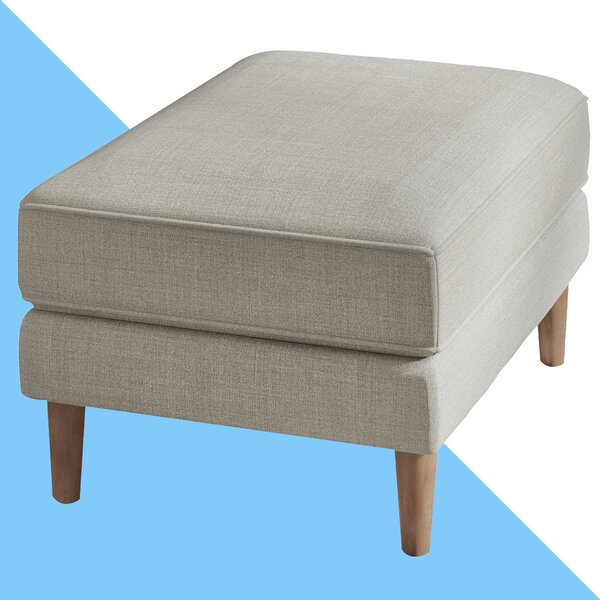 Braylen Standard Ottoman by Hashtag Home