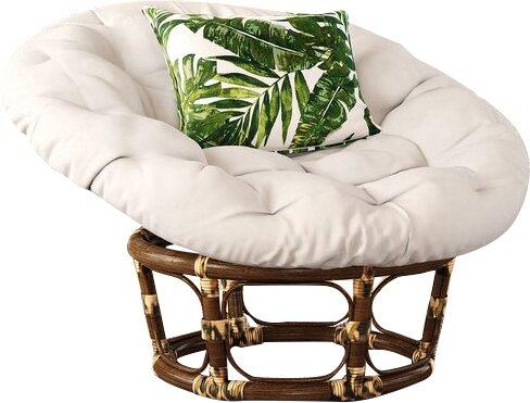 andover mills angustain papasan chair reviews wayfair. Black Bedroom Furniture Sets. Home Design Ideas
