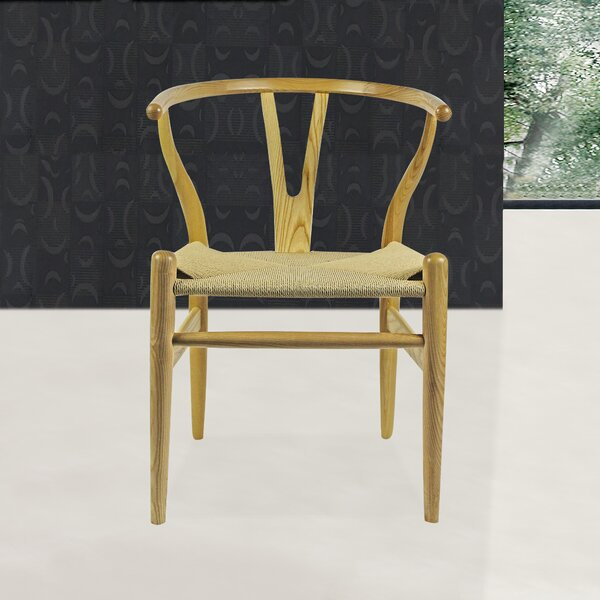 Woodstring Chair by Fine Mod Imports