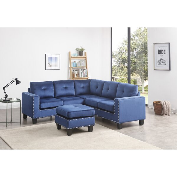 Graf Symmetrical Sectional By Everly Quinn